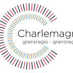 Charlemagne grensregio - grenzregion Logo