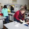 Großübung für Schulsanitäter