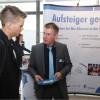 Gemeinschaftsstand der WFG Vulkaneifel bei der Firmenkontaktmesse der Hochschule Koblenz