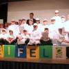 Europa Miniköche EIFEL feiern Abschlussfest im Haus der Jugend in Bitburg