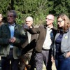 Sommertour des Umweltministeriums führt zum SteinkrebsProjekt in die Eifel