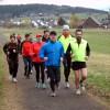 Winterlauf zugunsten Hilfsgruppe Eifel