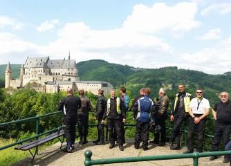 "Routenteam Eifel-Motorrad bietet Ausbildung zum ""Tourguide Eifel-Motorrad"" an."