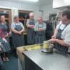 Küchenschlacht im Gasthof zu Quelle: Kochen lernen aus Leidenschaft