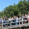 Kommunikationsexperten der DeutscherNaturlandschaften zum Erfahrungsaustausch in der Eifel