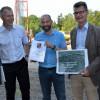 NRW-Umweltminister Johannes Remmel besuchte Gemeinde Dahlem