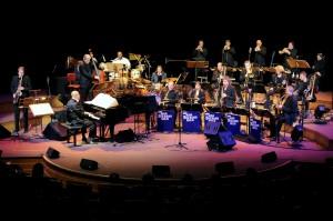Die versierte Big Band des Kölner Senders WDR hat bei Jazzfreunden einen großen Namen. Foto: Ines Kaiser/WDR