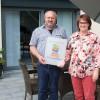 Ferienwohnung Eifelgold-Heck als neuer EIFEL Gastgeber zertifiziert