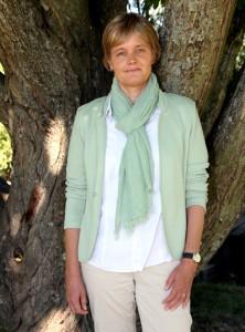 Die neue Leiterin des Holzkompetenzzentrums Rheinland: Annette Köhne-Dolcinelli Foto: Thomas Schmitz/pp/Agentur ProfiPress