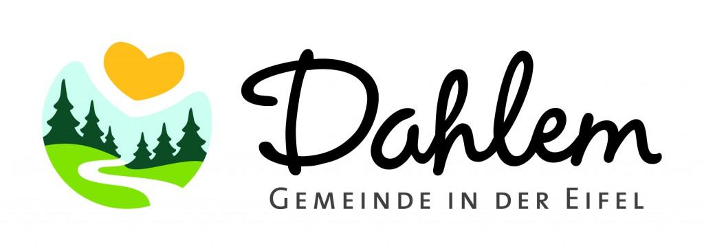 Logo Dahlem Herz CMYK Farbe