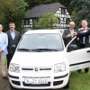 RVK stellt Thürne-Verein ein Elektrofahrzeug zur Verfügung