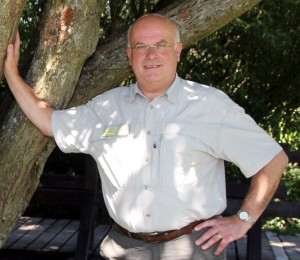 Horst-Karl Dengel leitet das Regionalforstamt Hocheifel-Zülpicher Börde und findet: Dem Wald geht es so gut wie lange nicht. Foto: Thomas Schmitz/pp/Agentur ProfiPress