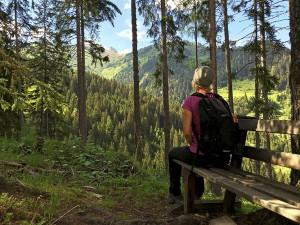 """Am Sonntag, 25. September, soll das Wanderabenteuer Eifelsteig beginnen. """"Mitwanderer sind herzlich willkommen"""", schreibt die Wander-Reporterin auf ihrer Facebook-Seite. Foto: Privat/pp/Agentur ProfiPress"""