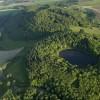 Wanderung zum Windsborn-Kratersee