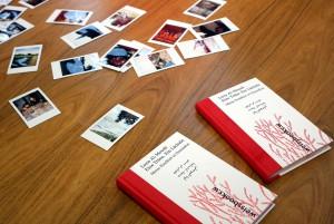 Der Erfahrungsaustausch auf Grundlage des Buches von Luna Al-Mousli und die Fotos aus ihrem eigenen Leben sollen den Projektteilnehmern einen Einblick in die Lebenswelten der Anderen geben. Foto: Steffi Tucholke/pp/Agentur ProfiPress