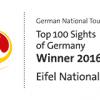 Nationalpark Eifel auf Platz 53