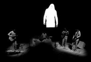 """Das Projekt """"Vorgruppe"""" besteht aus Jean-Yves Szmida, Joshua Cremer, Thomas Müller und Björn Marx. Foto: Jean-Yves Szmida/pp/Agentur ProfiPress"""