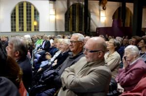 Das Auditorium war begeistert. Foto: Manfred Lang/pp/Agentur ProfiPress