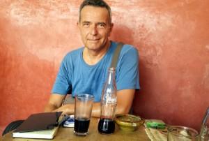 Der Lyriker und Prosa-Autor Christoph Leisten erzählt von seinen Reisen, die ihn seit 30 Jahren nach Marokko führen. Foto: Birgit Leisten