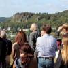 Exkursion durch den Unesco-Park