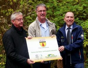 Die Ortsgemeinde Brockscheid ist nun eine Partnergemeinde des Natur- und Unesco Geoparks Vulkaneifel. Foto: Landkreis Vulkaneifel/pp/Agentur ProfiPress