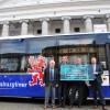 Arriva neuer Partner im Aachener Verkehrsverbund – Unterzeichnung des Verbundvertrages in Aachen'