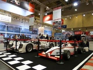 Motorsport-Geschichte zum Anfassen: Der Nürburgring präsentiert sich vom 25. November bis 4. Dezember auf der Essen Motor Show. Foto: Nürburgring