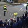 Weiterbildung für Führungspersonal der Feuerwehren im Landkreis