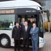 Saubere Sache: RVK setzt aufumweltfreundliche Wasserstoff-Busse