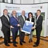 Neuer Regionalplan: IHK setzt sich bei Regierungspräsidentin Gisela Walsken für den Strukturwandel ein
