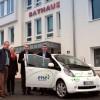 """Bürgermeister Lembach: """"E-Mobilität passt zu uns"""""""