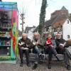 Bunter Blickfang für Heimbach