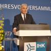 """""""Fortschritt oder Stillstand?"""" IHK-Präsident Bert Wirtz fordert  die Stärkung der Region im Standortwettbewerb"""