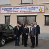 Firmenbesuch bei Peter Schmitt Mineralöle GmbH