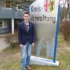 Bildungskoordinator beginnt seinen Dienst