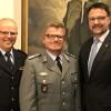 Schnittstelle zwischen Bundeswehr und Landkreis