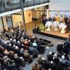 Großveranstaltung im Zinkhütter Hof: Das Berufskolleg Simmerath/Stolberg feiert 150-jähriges Schuljubiläum.