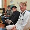 """""""Märchenzeit"""" mit Hubert vom Venn auf der Kinderstation im Stolberger Betlehem Gesundheitszentrums"""