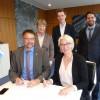 Kooperationsvereinbarung mit der Transferagentur Rheinland-Pfalz – Saarland