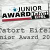 """Bildungsministerin Stefanie Hubig verleiht Tatort Eifel """"Junior Award"""" 2017"""