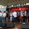 Unicorn ist der Gewinner des Jugendbandcontests am Sonntag auf der Sparkassenbühne