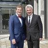IHK Aachen tauscht sich mit NRW-Wirtschaftsminister Pinkwart aus