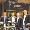 Fahrrad Franz bau 8.000 m² großes Lager in Mülheim-Kärlich