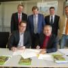 Stiftung Kulturlandschaft und der Verband der Bau- und Rohstoffindustrie gehen Kooperation ein