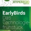 EarlyBirds-Technologiefrühstück in Ostbelgien am 24. April 2018