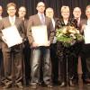 Verleihung der Goldenen Ehrennadel der Kreishandwerkerschaft MEHR