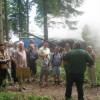 Buntes Programm zum Meilerfest und Europäischen Tag der Parke 2018 – Am Samstag ist Startschuss für Meiler in Düttling