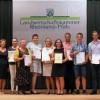 Abschlussfeier der Absolvent/innen der Grünen Berufe in Polch und Schweich