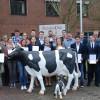 Erfolgreiche Absolventen: Staatlich geprüfte Wirtschafter für Landbau am DLR Eifel