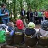Naturpark-Entdeckerwesten im Einsatz